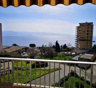 Exclusivité vente appartement F4 sanguinaires avec terrasse et vue mer photo #4049
