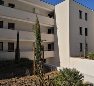 Appartement 3 pièces avec très jolie vue mer - Domaine du Frasso à Porticcio photo #2834