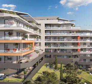 Appartement T2 avec terrasse - Aspretto photo #3161