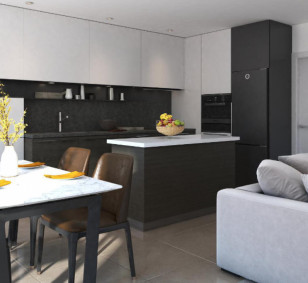 Appartements type T4 - Les Terrasses de Bodiccione photo #2398