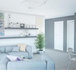 Appartement de type T3 - Les Terrasses du Stiletto photo #717
