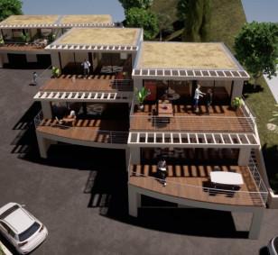 Appartement 3 pièces - Résidence VILLAS ACUM à Albitreccia photo #3377
