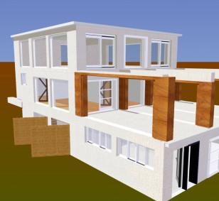 Terrain 1 741 m² avec permis - Vero photo #2221