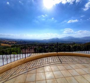 Superbe maison proche Ajaccio vue mer photo #4561