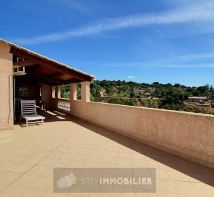 Exclusivité vente villa avec dépendance plaine de Cuttoli photo #4301