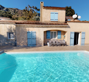 Villa sur les hauteurs d'Ajaccio / Milleli photo #2768