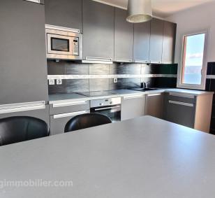 Vente appartement T2 vue mer Sanguinaires photo #2576