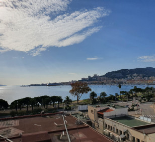 Exclusivité vente appartement F3 vue panoramique - Entrée de ville photo #3680
