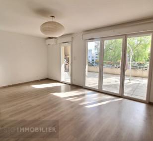 Appartement 3 pièces avec terrasse - Ajaccio Rocade photo #2758