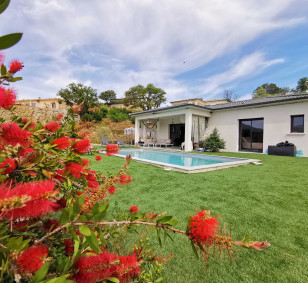 Villa récente - Plaine de Saint Jean de Pisciatello photo #4191