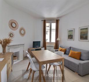 Appartement 2 pièces meublé entièrement rénové - Boulevard Albert 1er photo #4492