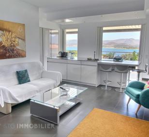 Appartement T4 avec vue mer - Porticcio photo #4324