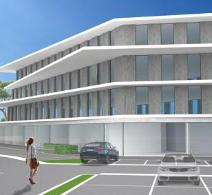 Murs commerciaux et bureaux - Ajaccio Rocade photo #864