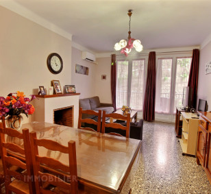 Vente appartement F2 quartier Balestrino - Aloes photo #2801