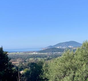 Bastelicaccia- Vente terrain vue mer photo #4043