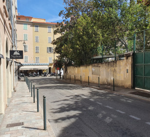 Exclusivité vente local commercial - Proche cours Napoléon photo #3309