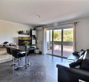 Exclusivité vente appartement F2 récent avec grande terrasse - Stiletto photo #3029