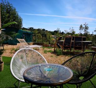 Exclusivité vente villa avec dépendance plaine de Cuttoli photo #4310