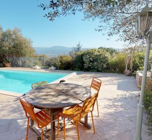 Villa sur les hauteurs d'Ajaccio / Milleli photo #2771