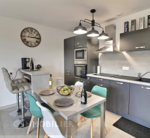 Vente appartement F2 récent rive sud d'Ajaccio photo #3435